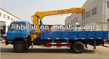 Durable quality 2.5Ton used crane truck