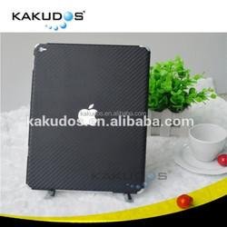 black carbon fiber skin sticker for ipad air 2