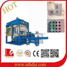 QT10-15 hydraulic cement brick machine for myanmar