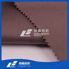 Cotton Spandex Satin/Sateen Elastic Woven Fabric Good Quality High Yarn Count High Density For Lady Pants