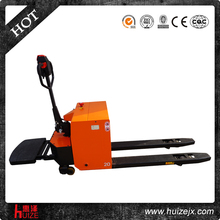 automatic transmission semi electric pallet truck