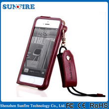 key holder phone case for iphone 5 5g, wholesale cell phone accessory for iphone 5 case