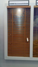 PVC / persianas venecianas fauxwood