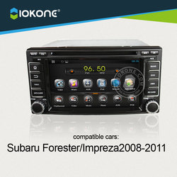 Android Car multimedia Stereo For Subaru Forester / Impreza 2008 2009 2010 2011