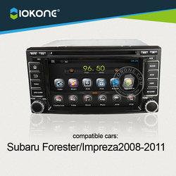 Android Car multimedia Stereo For Subaru Forester / Impreza 2008 2009 2010 2011