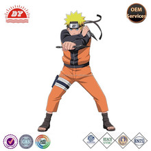 Custom made PVC popular Anime Action figure, Naruto action figure
