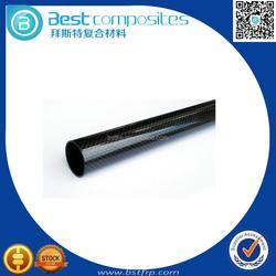 Best Composites reinforced polymer High Flexural Modulus carbon fiber material tubing