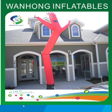 2015 high quality outdoor advertising air dancer/inflatable man/air dancer rental