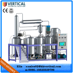 Excellent technology large capacity used engine oil /ship oil refinery