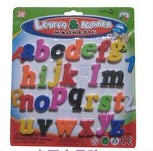 2014 Top Sale!! Magnetic Alphabet Educational plush yellow chicken toys