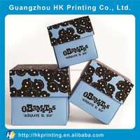 fancy mini paper chocolate packaging box paper package box