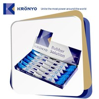KRONYO super strong best glue for shoes rubber solution