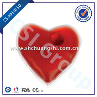 heart shaped heat pad for people