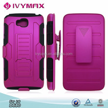 new product 2016 china supplier celulares cases for Lg Pro Lite/D680