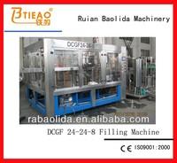 XGF24-24-8 Soft Beverage Filling Machine/Line