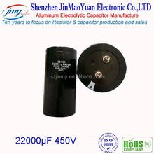 High voltage aluminum electrolytic capacitor 22000uf 63v super capacity wholesale price