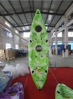 single kayak fishing kayak no inflatable LLDPE fishing kayak