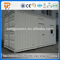 Soundproof Diesel Genset 640kw for industrial use