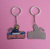 Cornwall River Kings hockey club gift key ring