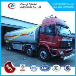 Foton truck aluminum fuel tanks,fuel tanker truck capacity