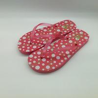 Cheap price China pe slipper rubber slippers, wholesale flip-flops