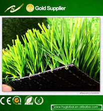 Hot selling 2015 Synthetic grass for soccer fields artificial topiary grass ball all colour optional