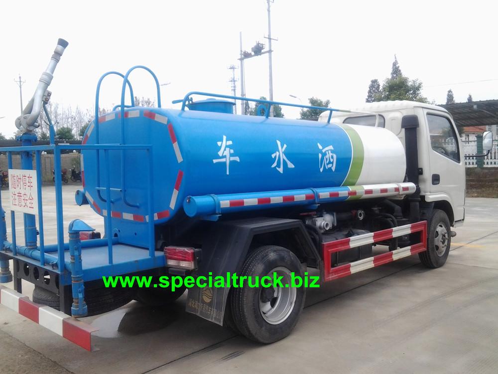 DFAC 2000L Water Tank Truck(mini type)