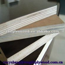 construction of plywood
