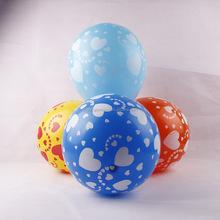 12 inch custom DIY photo printed latex balloon