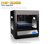 Hueway 509 Personal 3D Printer kit and Personal 3d metal printer For Home Fans