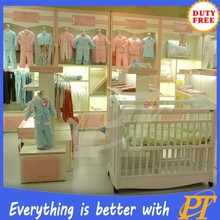 2015 New Design Clothing Fancy Dress Shop Display For Baby