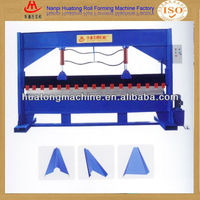4m hydraulic roofing sheet bending machine