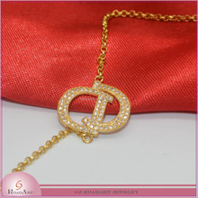 New arrival wholesale silver necklace jewelry