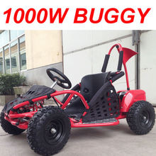 New Design Hot Sale Red 1000W Electric mini buggy for kids