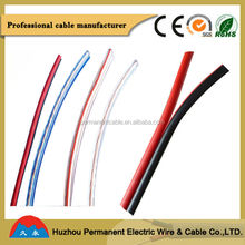 2014 high quality cooper and aluminum wire and cable price for speaker for south africa