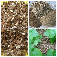expanded silver vermiculite