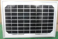 12V Mono Solar panels Solar PV module 4.5W