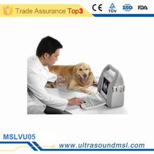 MSLVU05T Pregnanc test for cow n goat, veterinari ultraound machine