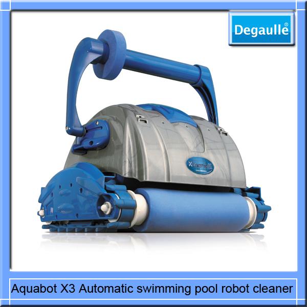 Swimming Pool Accessory Aquabot X3 Automatic Robot Pool Cleaners Buy Aquabot X3 Automatic