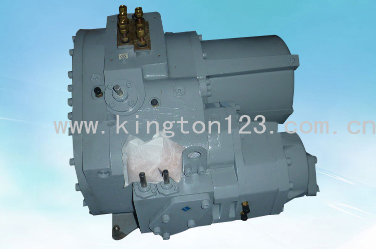 Screw Carrier Compressor 06TRD044
