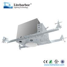 ETL 3 Inch Aluminum Recessed Lighting IC Housing