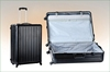 63 L Black Color Aluminum Travel Case