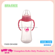 10oz300ml cheap plastic baby bottles novelty products for sell