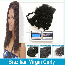 Fast Delivery Hot Selling Deep Wave 100% Brazilian Human Hairpiece Women Hair Top Closure