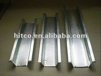galvanized steel furring channel/top hat channel/omega