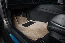 Design latest car branded bar mats