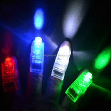 Party Favor Lighting Plastic Mini Flashing Party Finger Light,Mini Party Laser Light,Laser Led Finger Light Toy/laser finger