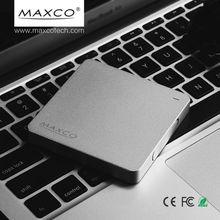 Maxco 4000mah batteries slim power bank, battery plus power plus rechargeable power