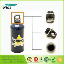 Good price best quality aluminum indigo water bottle with cowboys logo
