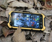 Direct Factory Bar Android4.2.2 Dual Core IP67 Android Unlocked outdoor SmartPhone